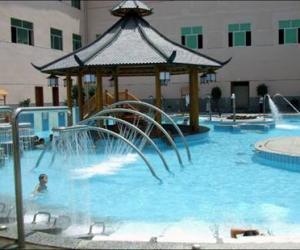 Курорт с миноральными водами Ваньфу