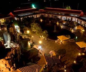 Курорт с миноральными водами Цзяня